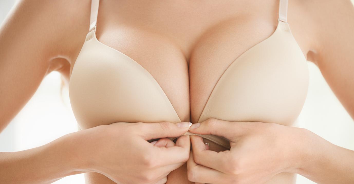 Почему грудь треугольной формы